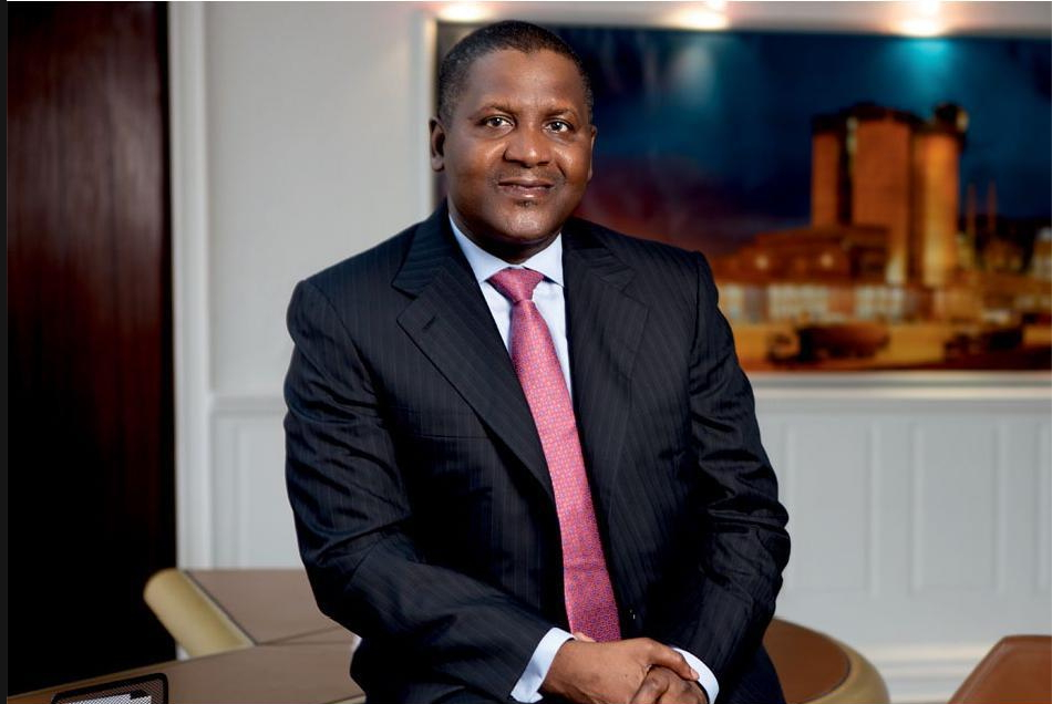Aliko Dangote : Africa's Rise of Wealth