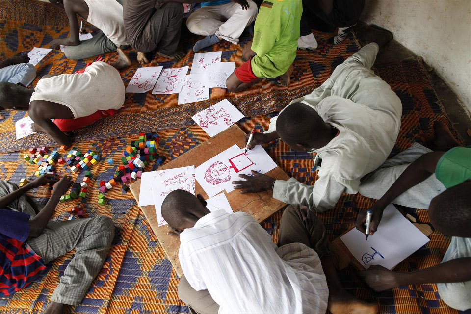 Les enfants de la République centrafricaine Photo: UNICEF/Brian Sokol