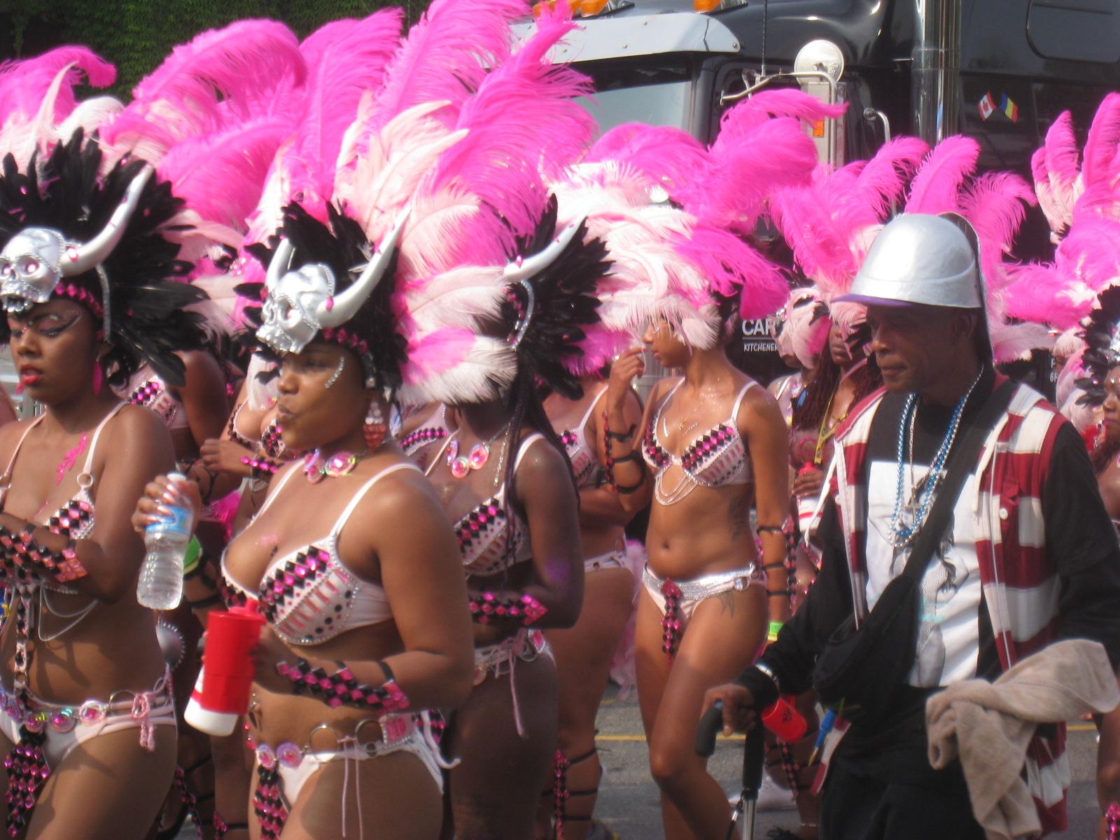 Toronto Carnival by Byron A.