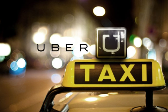 Uber Taxi.